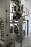 Microcomputer verticale della macchina imballatrice della bustina di tè multifunzionale