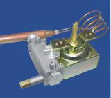 Valvola termostatica della caldaia di gas