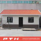 China prefabricó la casa del chalet para el hogar vivo con los recursos