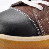 El nuevo diseño Mediados de-Cortó las zapatillas de deporte de la seguridad con el casquillo M-8225 de la punta