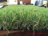 아름다운 녹색 정원 훈장 조경 합성 잔디 뗏장