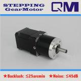 1:30 di rapporto del motore passo a passo/scatola ingranaggi di NEMA17 L=48mm