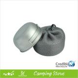 Folding Handleの高品質Titanium Bowl