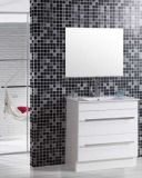 Mirrorの高品質PVC Waterproof Bathroom Cabinet