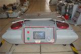 Machine de test d'abrasion de Martindale de tissu d'écran tactile LCD