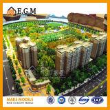 표시의 표시 제조 또는 집 모형 모든 종류의 고품질 아BS 부동산 모형 또는 건축에게 모형 만들거나 상업적인 건물 모형 또는 모든 종류