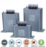 Capacitor em forma de caixa do fator de potência de Bsmj Sereis