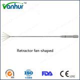 외과 기구 Laparoscopic Fan-Shaped Retractor