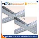 Acero de barra plano del techo T del hierro