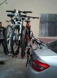Treasurall Hinterverkleidungs-Fahrrad-Zahnstangen-Kfz-Kennzeichen geben Aluminium frei