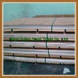Chapa de aço inoxidável de preço do competidor 304 laminados a alta temperatura