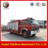 6m3 Water Foam Fire Fighting Truck
