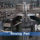 Línea carbónica automática de la planta de embotellamiento de la bebida
