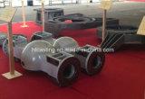 大型の鋳造、延性がある鉄及びねずみ鋳鉄の鋳造、機械化の部品