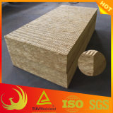 Rocha-Lãs externas impermeáveis da isolação térmica da parede (construção)