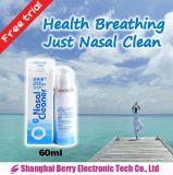 Juego para el aerosol nasal del agua de mar fisiológica de la rinitis alérgica