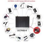 GPS véhicule alarme octobre 900 - R, traqueur de véhicule avec des distants et 3 ports USB