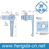Metal Cabinet를 위한 Yh9684 Key Handle Lock