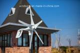 De horizontale Turbogenerator van de Macht van de Wind van de As met Hoge Effifciency (100W-20KW)