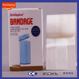Белое Non-Woven Fabric Long Strip Bandage для Big Wound