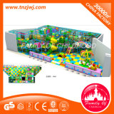Estrutura impertinente do campo de jogos do castelo das crianças para a venda