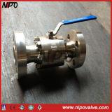 Flotante Válvula de bola de acero forjado de acero inoxidable