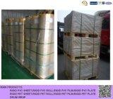 Qualitäts-transparenter Plastik-PVC-steifes Blatt