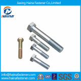 China-Lieferant alle Typen DIN931 DIN933 Hexagon-Schrauben