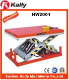 Idraulico Scissor la Tabella di sollevamento della strumentazione di sollevamento (HW2001)