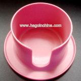 Supporto di tazza amichevole su ordinazione del caffè del PE di Eco pp