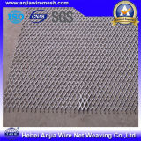 Hoja de acero ampliada revestida plástica del metal del PVC para el material de construcción