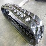 Piste en caoutchouc de petite excavatrice pour Case15/16, Hitachi Ex12.