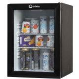 Minibar de venda quente da absorção 60L do hotel de Orbita, mini refrigerador