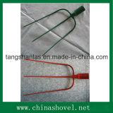 Вилка стали углерода ручного резца вилки головная для быть фермером садовничать