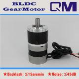 Motor sin cepillo BLDC de NEMA23 60W/1:4 de la relación de transformación de la caja de engranajes