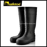 Ботинки Wellington, ботинки Wellington безопасности, безопасность Boots сталь Toew-6038
