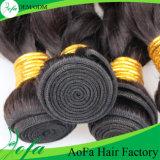 Heiße verkaufenjungfrau-brasilianische Haar Remy Menschenhaar-Extension