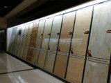 Mattonelle di pavimento lustrate di marmo beige del materiale da costruzione di disegno 600*600