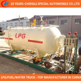 50000 litri di GPL Cylinder Filling Station 50m3 GPL Skid Station da vendere