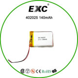 Lithium Polymer Recharge Batterie pour GPS