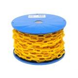 Catena di plastica variopinta Chain di plastica dell'HDPE di sicurezza stradale
