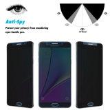 Экран протектора экрана Tempered стекла Анти--Шпионки уединения сделанный на примечание 5 галактики Samsung