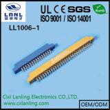Тип контакт припоя разъема фиолетового конца (LWS) 3.96mm бронзы светомассы