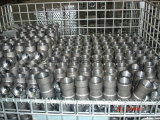 Steel modifié Screwed et commutateur Pipe Fittings