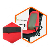 Coxim de assento traseiro da massagem do Massager 3D Shiatsu do corpo