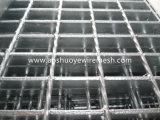 Roestvrij staal Gegalvaniseerde Grating van het Afvoerkanaal/van het Platform
