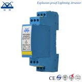 Tipo de seguridad intrínseca a prueba de explosiones 24V 48V DC de la señal de corriente de rayo
