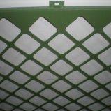 装飾的なパターン穴があいたアルミニウム壁パネル