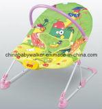 아기 가구 음악을%s 가진 전기 자동적인 아기 그네 어린이 침대