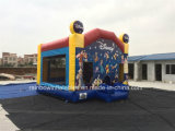 Sale caldo Inflatable Combo Castle Playground per Kids e Commercial Use